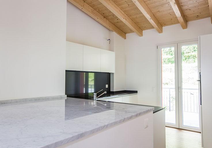 Casa da appartamenti a Capolago