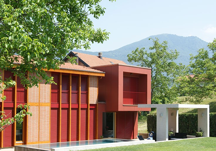 Casa unifamiliare Lugaggia